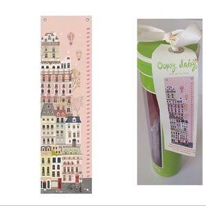 Oopsy Daisy Growth Charts Sweet Street at Dusk